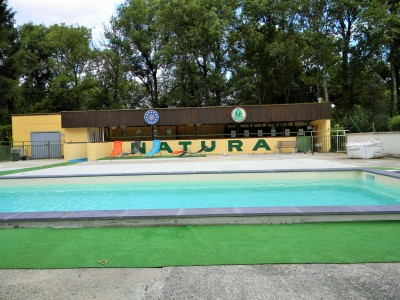 Nouvelle piscine